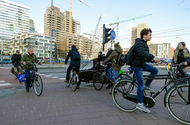 Amsterdam, 2 februari 2016, foto: Katrien Mulder