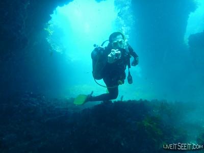 Rottnest Boat Dives - Dec 2010
