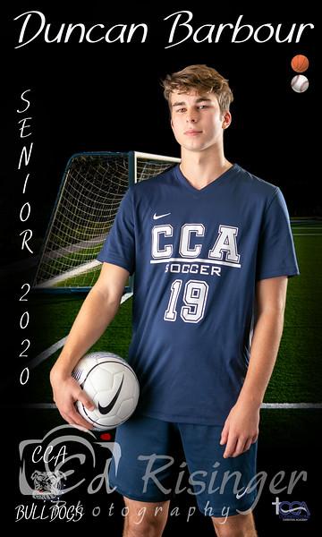CCA Senior Sports Banners 2019-2020
