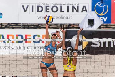 Women's Round 1 - CEV BV European Championship