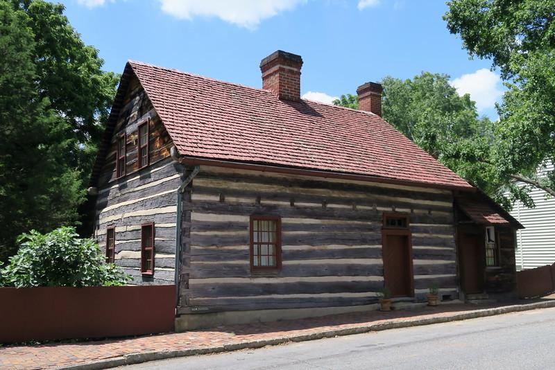 Lick-Boner House (ca. 1787)