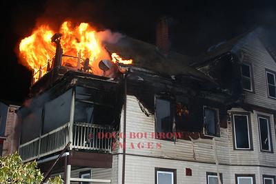 Lynn, MA - 3rd Alarm, 178 Eutaw Ave, 3-9-07