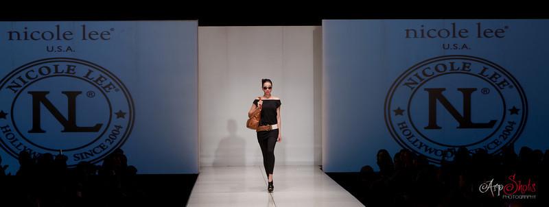 Nicole Lee - Los Angeles Fashion Weekend