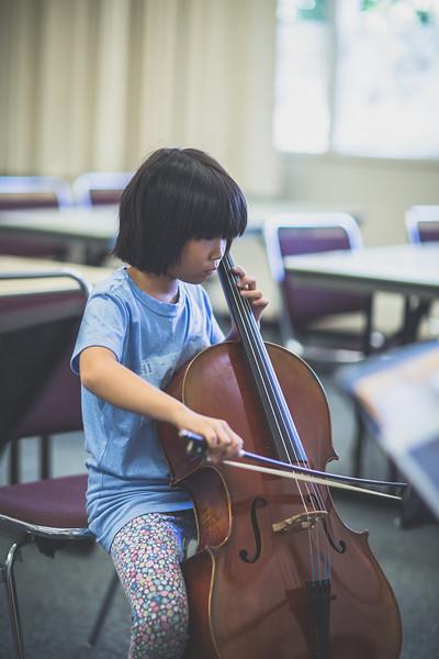 Junior String