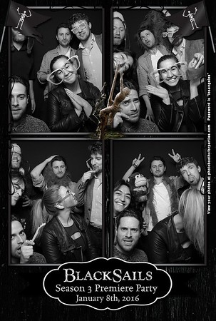 Black Sails Wrap Party