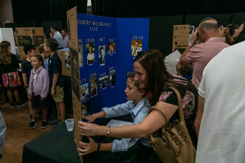 Grade 3 Generations M'Dor L'Dor Project | Scheck Hillel Community School-25.jpg
