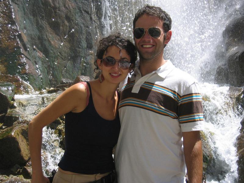 Sarah and Buddy