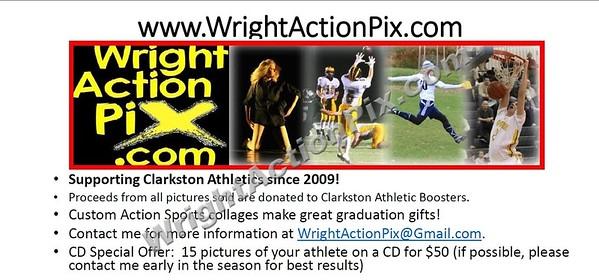 2020 11 12 Clarkston Varsity Volleyball vs Eisenhower