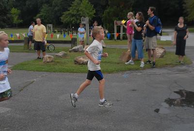 Mighty Kids Triathlon - Run