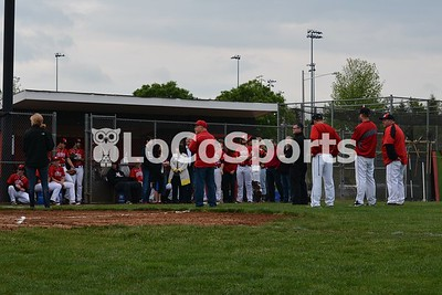 Baseball: Heritage 11, Park View 0 By: Kaitlyn Mason on May 5, 2016
