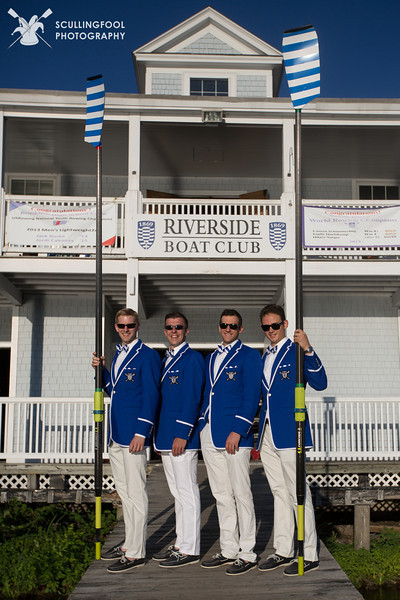 RBC's Henley contingent cleaned up ok.