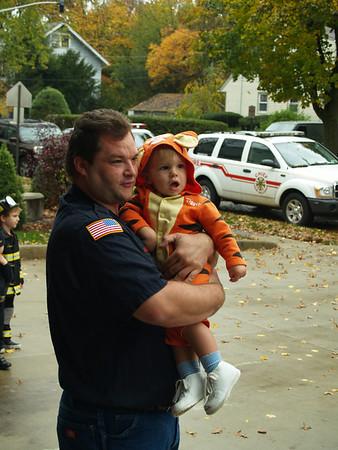 New Milford, NJ - October 31, 2009