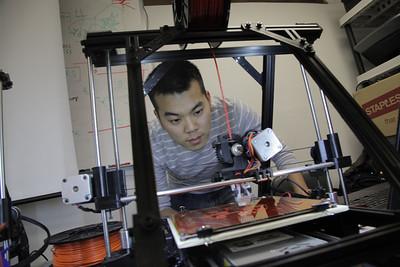 Columbus 3D Printers