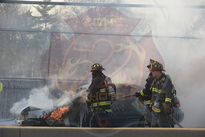 North Amityville/ East Farmingdale Fire Co. Signal 14  Route 110 and Southern State Pkwy. 12/7/15