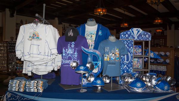 Disneyland Resort, 60, Anniversary, Merchandise
