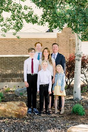 Bill Lemon Family