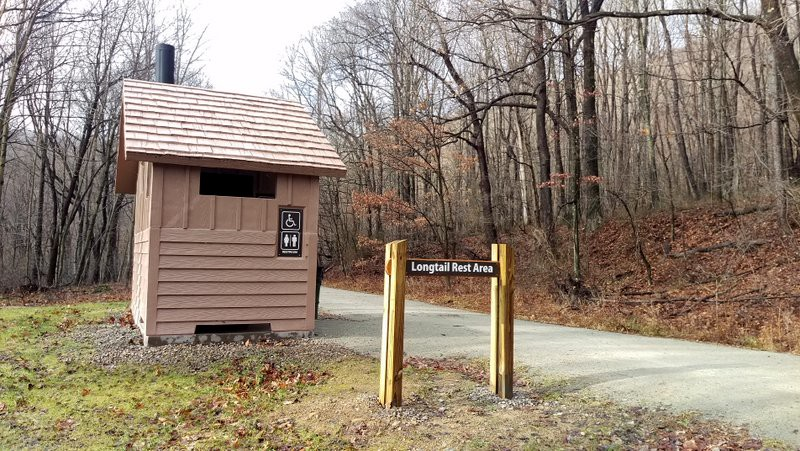 The Longtail Rest Area at Milepost 4