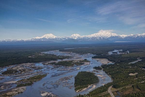 Alaska Bush Plane Views