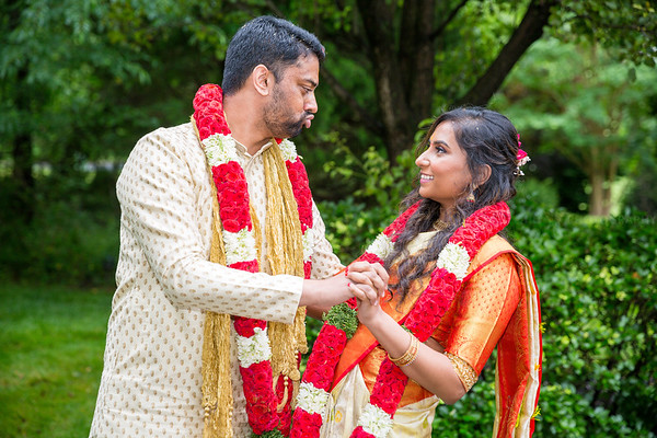 Namratha Deepak Engagement