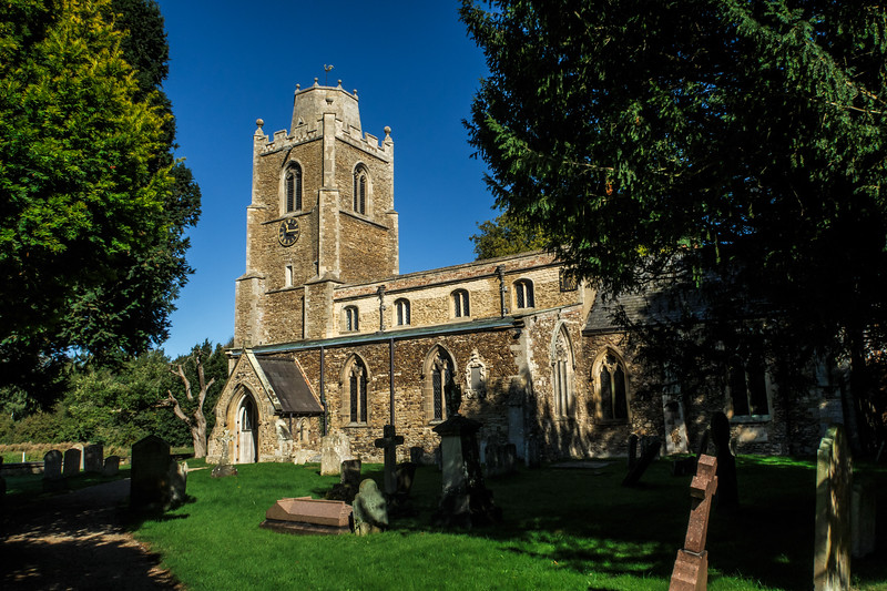 Hemingford Grey, St. James