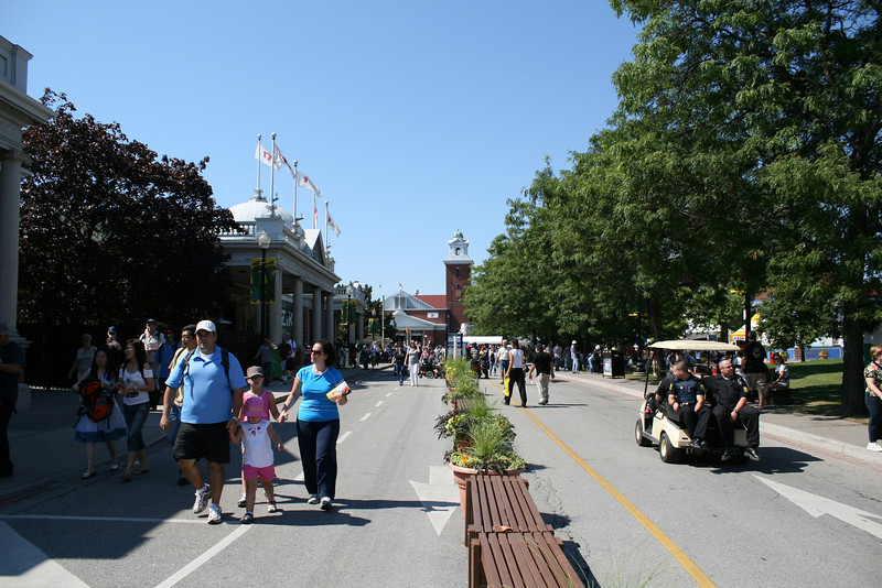 Labour Day at the CNE