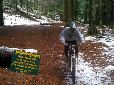 11-10 Ride to Cedar Grove