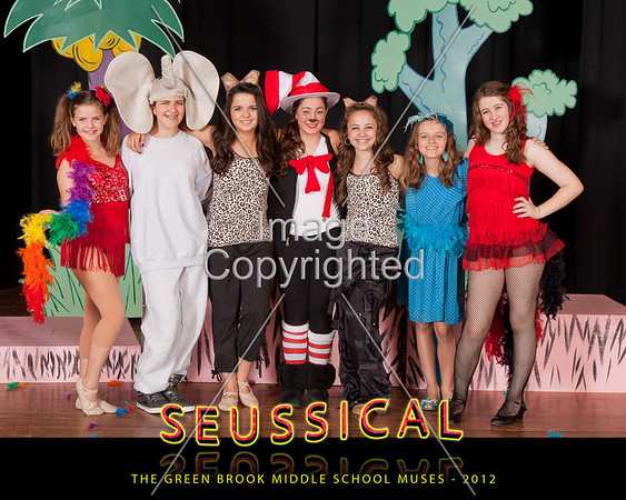 SEUSSICAL - Green Brook