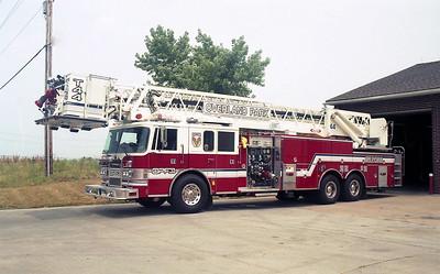 OVERLAND PARK FIRE DEPARTMENT