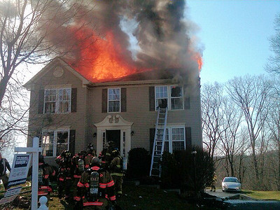 Shaler Township residential structure fire Spencer Grove