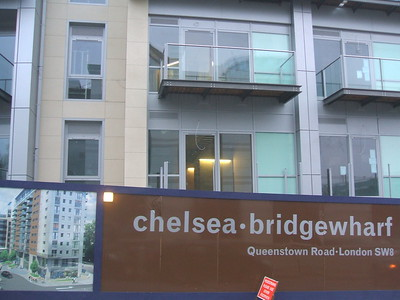 Carea- Chelsea Bridge Wharf, London SW
