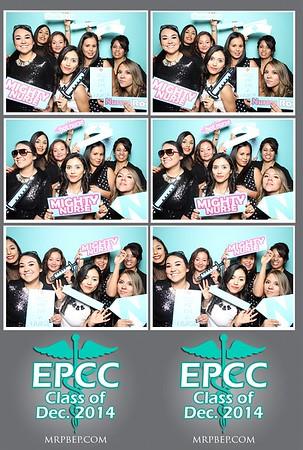 EPCC Nursing Ceremony   Dec. 11th 2014