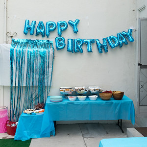 171119 Lara's 4th Birthday Party