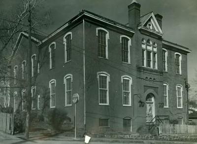 Monroe Street School