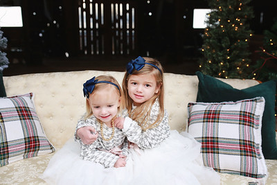 Christmas Mini- Patch Sisters