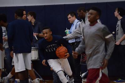 OE Boys Varsity Basketball Vs. Plainfield No. 2014