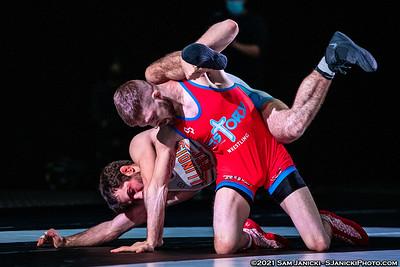 61kg - Gross def Richards - FloWrestling Adeline Vs Tamyra Event - 1-9-21
