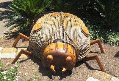 Bug Sculptures
