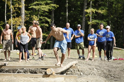 Survival Challenge 8 Muddy Balls