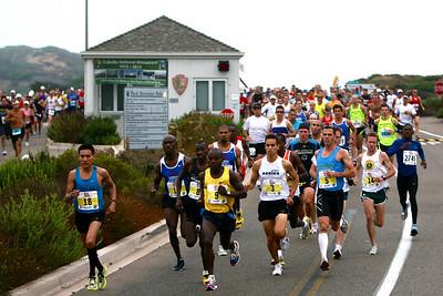 America's Finest City Half Marathon 2010