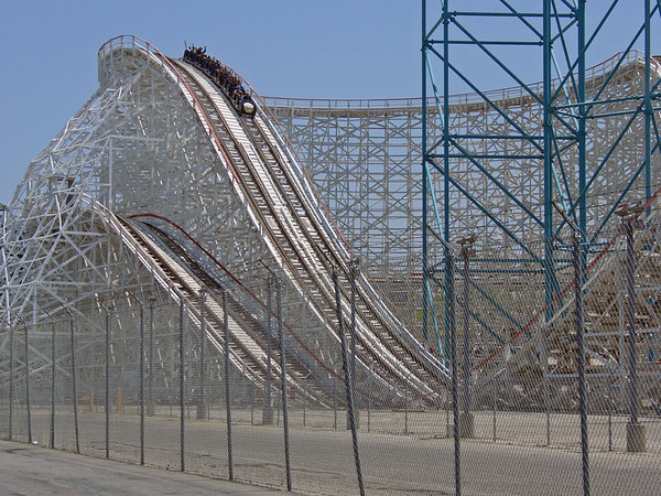 Magic Mountain, June 23, 2006