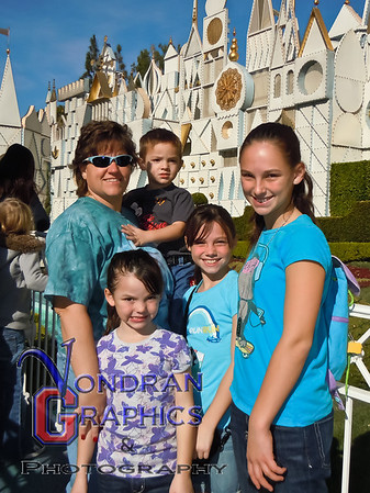 2011-1231 Disneyland Vacation