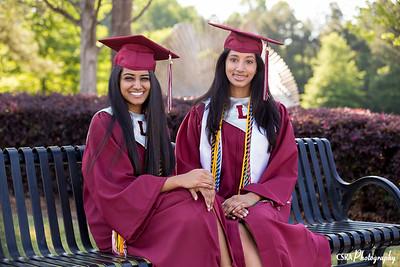 Graduation Photoshoot Anita & Priya