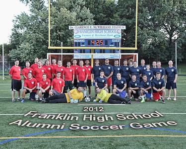 FHS 2012 Alumni Soccer Game