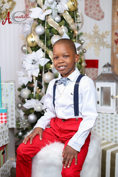 Georlen's Holiday Photo Session