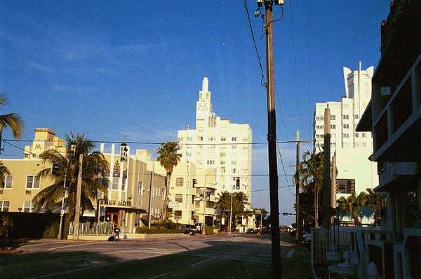 Miami Beach - 2001