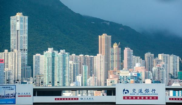 Day 1 in Hong Kong