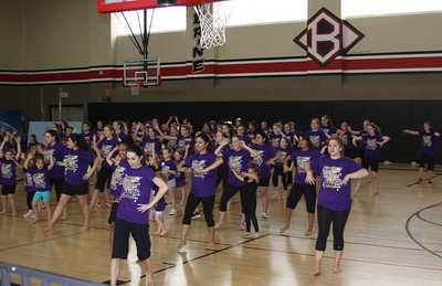 Junior Dance Clinic 2013