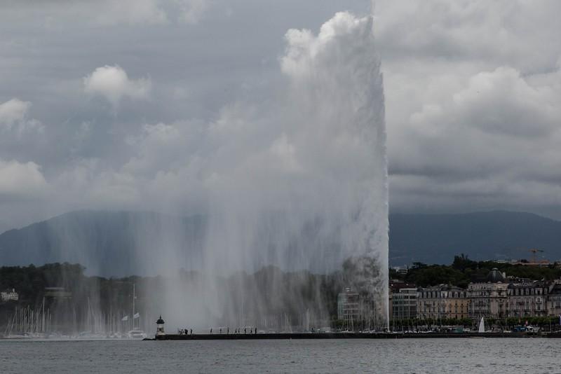 Lake Geneva, June 2015