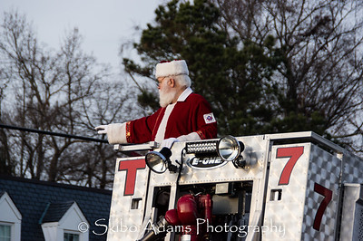 2015 Mechanicsville Christmas Parade