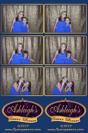 Ashleigh's sweet 16